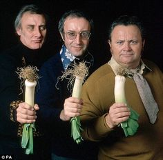 The fabulous wonderful Goons...my introduction to British comedy oh so long ago....