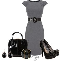 """""""Stylish Work Outfits! (Contest)"""" by cindycook10 on Polyvore"""