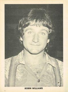 "Robin Williams - 11"" x 8"" - Magazine Poster Pinup"
