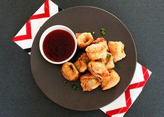 ... All Things Finger Foods) on Pinterest | Wontons, Appetizers and Crabs