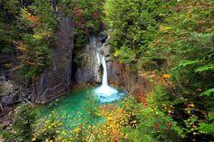Unexplored Fall by yume ., via 500px