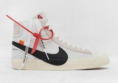 Cool OFF-WHITE x Nike The Ten Virgil Abloh Nike Blazer Nike Blazer Studio Mid Shoe For Sale