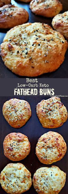 Best Low Carb Keto Bread buns or rolls made from Fathead dough Low Carb dinner – Dinner Recipes Low Carb Cake, Low Carb Bun, Low Carb Diet, Fodmap Diet, Keto Fat, Fat Head Pizza Crust, Fat Head Dough, Keto Foods, 21 Day Fix