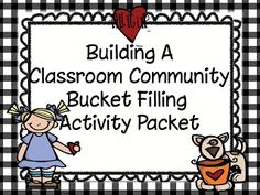 Little Miss Kindergarten - Lessons from the Little Red Schoolhouse!: How Full Is Your Bucket?$