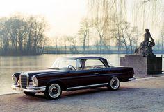 1960 Mercedes-Benz 220 SE Coupé