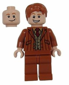 LEGO Harry Potter Fred / George Weasley Minifigure