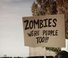 Zombies on strike!
