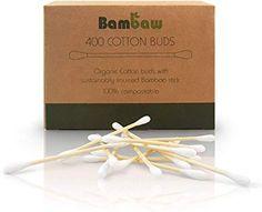 Coton-tige en bambou | Coton-tige bio | Coton-tige en bois | Emballage écologique | Recyclable et biodégradable | 400 unités| Bambaw: Amazon.fr: Bébés & Puériculture Thrift Store Crafts, Art Therapy Activities, Cotton Swab, Beauty Care, Biodegradable Products, Organic Cotton, Eco Friendly, Bamboo, Recycling
