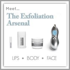 Everyone needs Exfoliation. Think of it as spring cleaning for your skin. Of course, all skin is not created equally, so what works to exfoliate the thick skin on your heels and elbows is most likely too aggressive for your face. Furthermore, what works for your face might be too harsh for your lips. Our MACRO Exfoliator™ sweeps away 5 million dead skin cells in 5 minutes. Professional level benefits in the comfort of your own home! Could you use softer, smoother-looking skin?