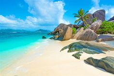 Get to know about Anse Source d'Argent Beach of Seychelles La Digue. You will get information like how to get in to Anse Source d'Argent Beach. Things to do at Anse Source d'Argent Beach and many Seychelles Tourism, Seychelles Islands, Lonely Planet, Best Places To Travel, Places To Go, Vacation Places, Vacations, The Tourist, Pamukkale