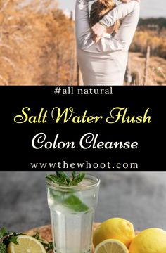 Salt Colon Cleanse Home Remedy Video Instructions