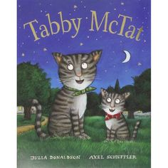 Tabby McTat - English Wooks