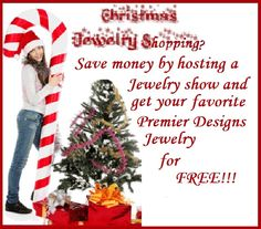 Save money by hosting a Premier Designs Jewelry party! Don't wait, contact your Premier Designs Jeweler now.