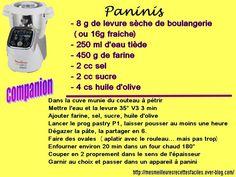 Pain Panini, Prep & Cook, Easy, Paninis, Food, Cooker Recipes, Pastries, Brioche, Panini Recipes
