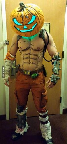 Halloween Borderlands