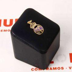 #Colgante escudo #real madrid E262687A de segunda mano | Tienda de Segunda Mano en Barcelona Re-Nuevo #segundamano