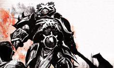 Warhammer Age of Sigmar | Gorechosen Artwork Sketch http://wellofeternitypl.blogspot.com #artwork #art #aos #warhammer #40k #40000 #arts #artworks #gw #gamesworkshop #wellofeternity #wargaming