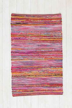 Magical Thinking Ikat Stripe Handmade Rug - Urban Outfitters