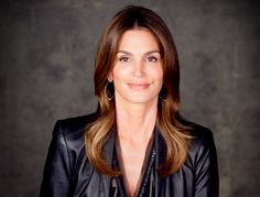 Other than the fact that Cindy Crawford is absolutely gorgeous, she has a spirit of stillness and wholesomeness. #Match