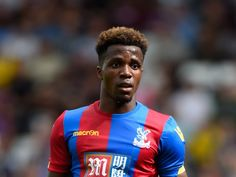 Crystal Palace's Wilfried Zaha: 'I don't care if Manchester United fans boo me'