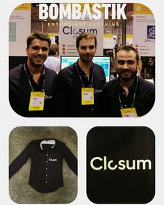 THIS TIME WE HELPED CLOSUM TO BE MORE BOMBASTIK AT @websummit ! _____ DESTA VEZ AJUDAMOS A CLOSUM A SER MAIS BOMBASTIK NA @websummit !  #bombastik #bombastiktees #team #web #ebay #shoponline #company #workdress #closum #mkdigital #onlineshop #digitalmarketing #marketing #photooftheday #picoftheday #tshirtdesign #shirt #promoteyourbrand #design #stylishmen #ads #advertising #advertisement #tshirtdesign #camisas #print #shirts #websummit #portugal