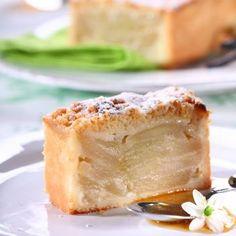 טארט תפוחי עץ קרם וניל וקראמבלס מאת: מיקי שמו
