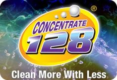 Free Sample of Concentrate 128