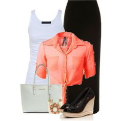 15 WAYS TO WEAR PINK The Fashion: Gorgeous dress black fur Summer outfits Teen fashion Cute Dress! Clothes Casual Outift for • teens • movies • girls • women •. summer • fall • spring • winter • outfit ideas • dates • school • parties mint cute sexy ethnic skirt