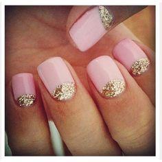 mooie nagels voor de feestdagen