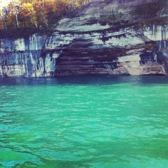 Pictured Rocks.. Michigan's UP