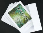 Best Gift EVER! Unique and Thoughtful Art Greeting Cards Featuring Vibrant and Colourful  Aspen and Birch Tree Paintings by Canadian Contemporary Landscape Artist Melissa McKinnon. Note cards are blank inside and come with envelopes. Just In Time For The Holiday Season!  Website & Blog: www.melissamckinnon.wordpress.com Be the first to hear about NEW PAINTINGS and news from my studio: Sign Up For MyMonthly EMAIL NEWSLETTER! http://eepurl.com/rqj-L