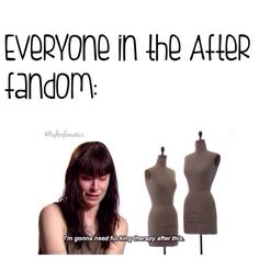ME ALL THE TIME. #afterprobs