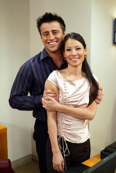Image result for joey tv show lucy liu