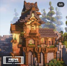 Minecraft Room, Minecraft Projects, Minecraft Crafts, Minecraft Designs, Base Building, Minecraft Pictures, Minecraft Medieval, Minecraft Creations, Exterior Design
