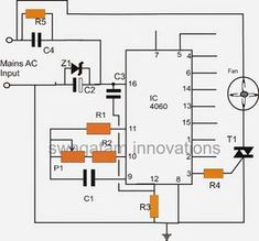 This simple timer oscillator circuit can be used for automatically switching an exhaust fan ON/OFF as per a fixed predetermined period. The circuit was requested by Mr. Technical Specifications Here … Hobby Electronics, Electronics Projects, Electrical Panel Wiring, Pic Microcontroller, Electronic Circuit Projects, Electronic Art, Power Supply Circuit, Circuit Diagram, Exhausted