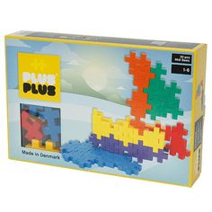 Plus-Plus Midi Basic 50 LOĎ | edukacnehracky.sk Denmark, Safari, Hello Kitty, How To Make, Maze