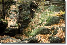 Nelson Kennedy Ledges State Park - This is an awesome place to hike!