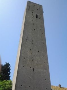 Tarquinia, torre medievale