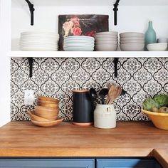 Kitchen design / mosaicos