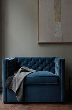 Mercer Tufted Club Chairs: American-Made, Sustainable Seating | Canvas Home