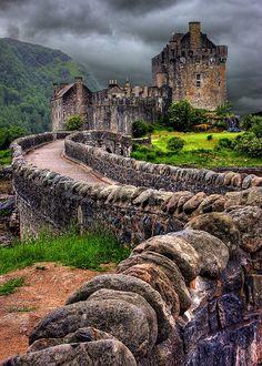 ~~Eilean Donan Castle ~ Loch Duich, western Highlands, Scotland by JD's Photography~~