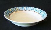 Sakura Debbie Mumm Snowflake Soup Cereal Bowls