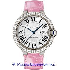 Cartier Ballon Bleu Ladies WE900951