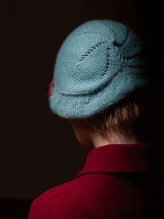 Knit Cloche Hat - FREE Ysolda Teague, errata