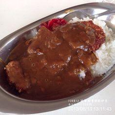 .@ogu_ogu | 130813 双葉食堂@南伊豆 カツカレー 900円 #カツカレー #katsucurry #curry #curr... | Webstagram - the best Instagram viewer