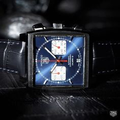 When darkness falls, there will be only one iconic watchdisplayingthe time this radiantly- The TAG Heuer Monaco Calibre 12 - reliable, indelible. (Find out more in our bio) #DontCrackUnderPressure