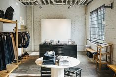 Located in Downtown LA's Arts District, the new 3sixteen flagship store gives the brand's quality wares a space to shine. Essentials like jeans, shirts, and jackets are on display next to accessories like rings, candles, and colorful socks, and garments...
