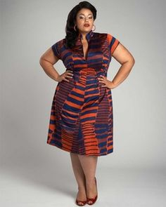 Women's Plus Size Designer Clothing Size 26 Plus size dress