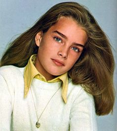 early pic - brooke-shields Photo