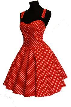 Vestido Noche Vintage Pin Up Rockabilly - $ 680,00 en MercadoLibre